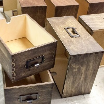 Card Catalog Workshop