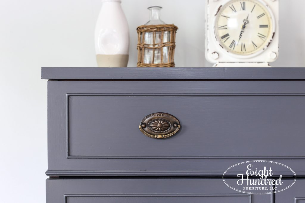 Queenstown Gray Server - Eight Hundred Furniture on
