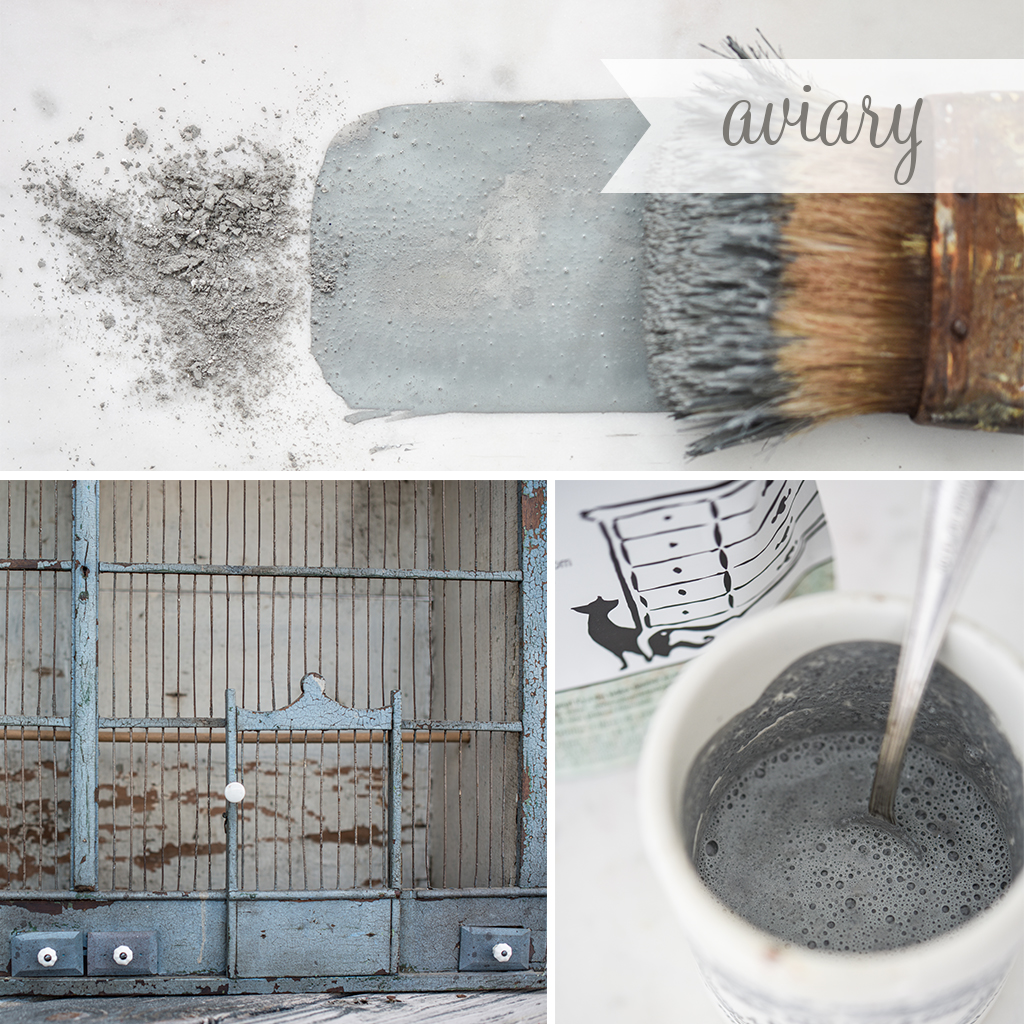 Aviary by Miss Mustard Seed's Milk Paint