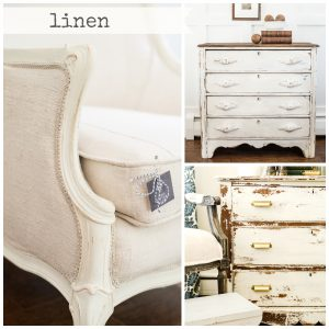 Linen Collage