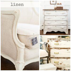 Linen Collage