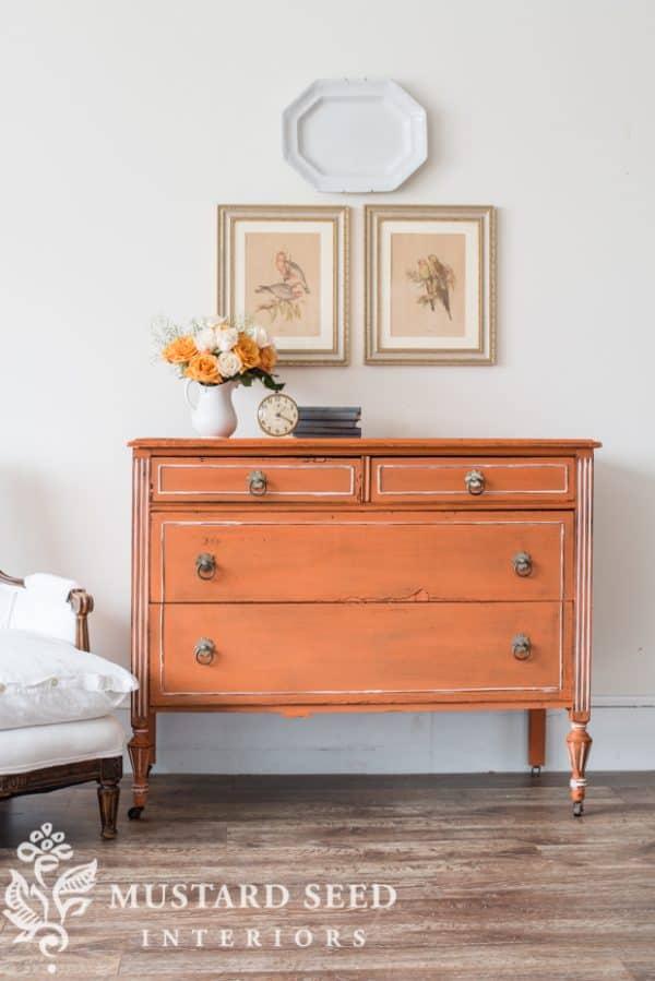 Outback Petticoat Dresser