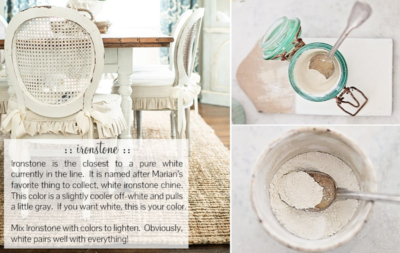 Ironstone by Miss Mustard Seed's Milk Paint