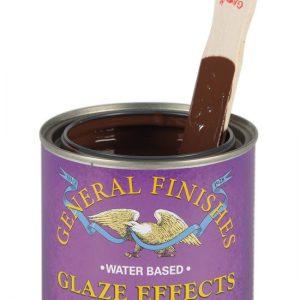 Burnt Umber Glaze Effects Open