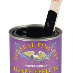 Pitch Black Glaze Effects by General Finishes