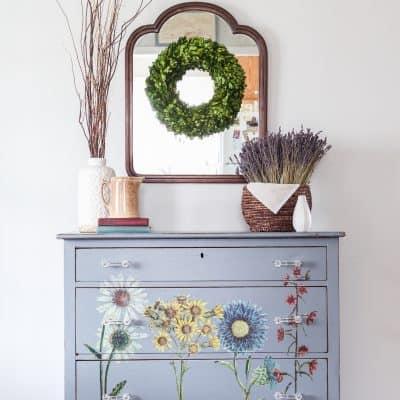 Another Wildflower Dresser