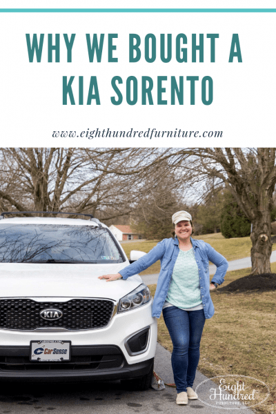 kia, kia sorento, sorento, eight hundred furniture, business vehicle