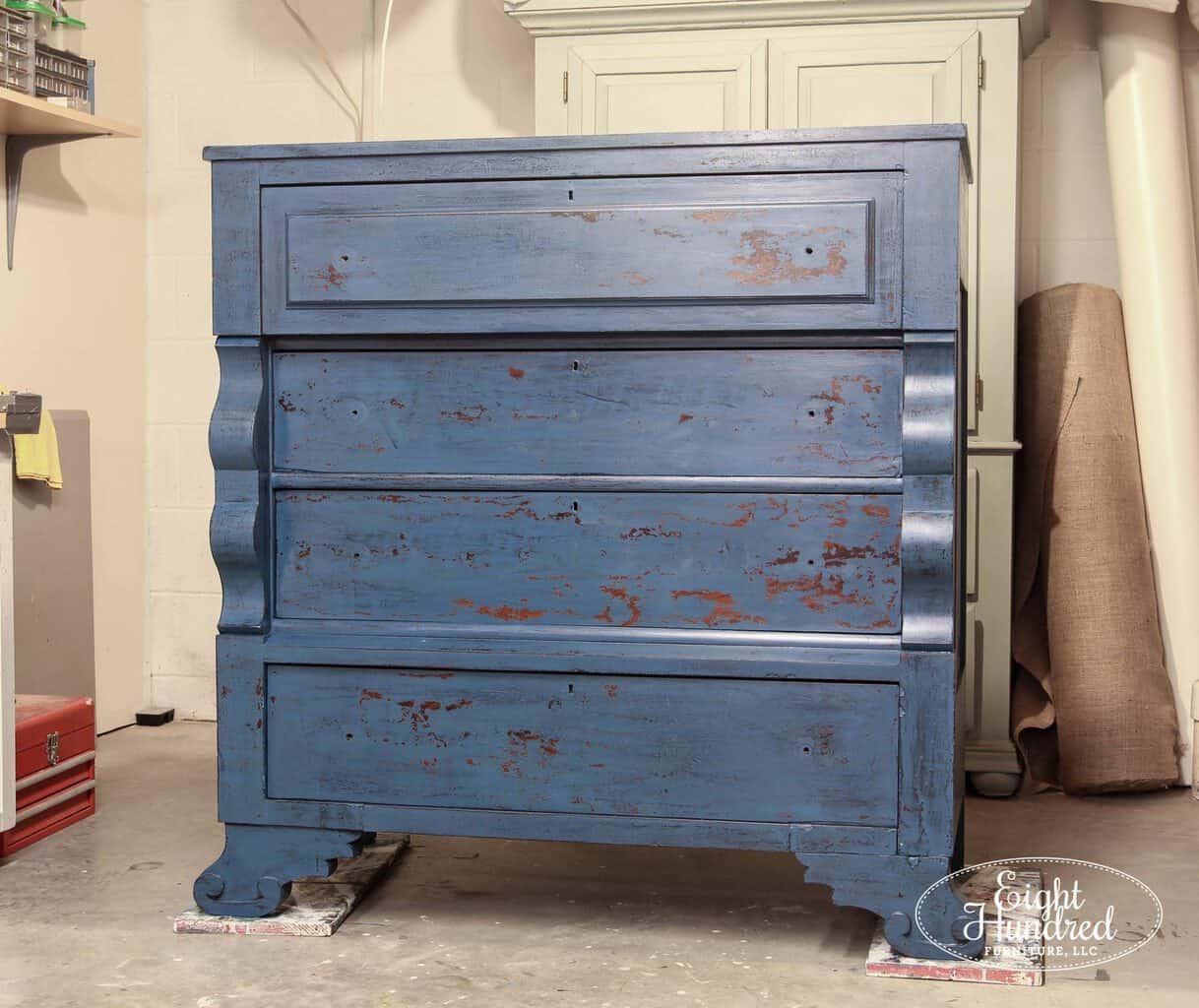 flow blue, artissimo, empire dresser