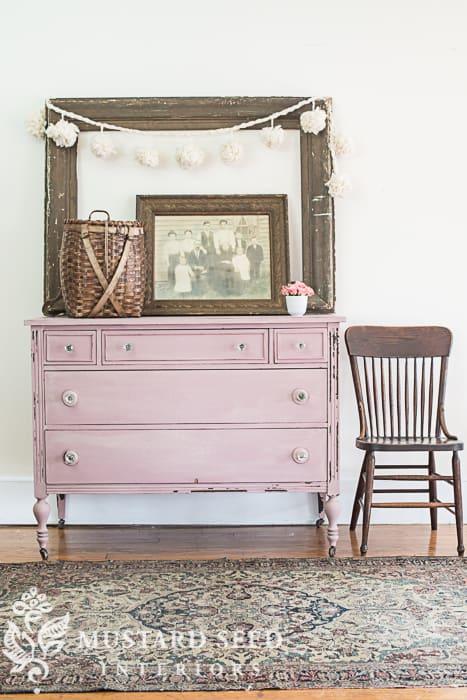 Arabesque Dresser