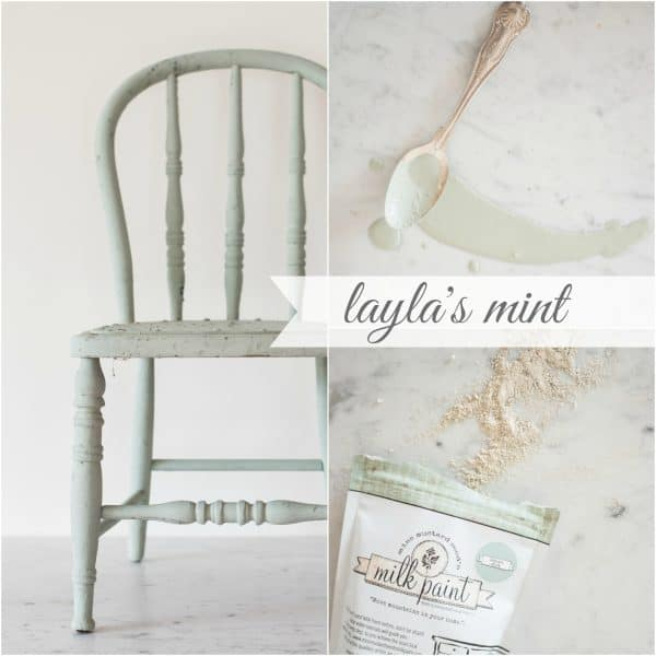 Laylas Mint Collage