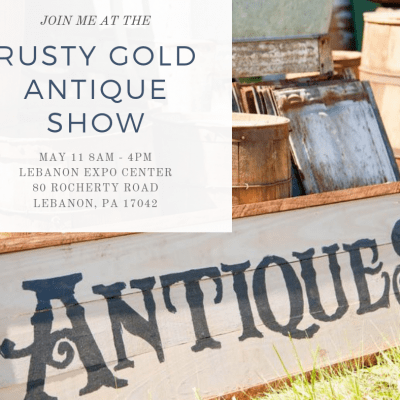 Rusty Gold Antique and Artisan Show