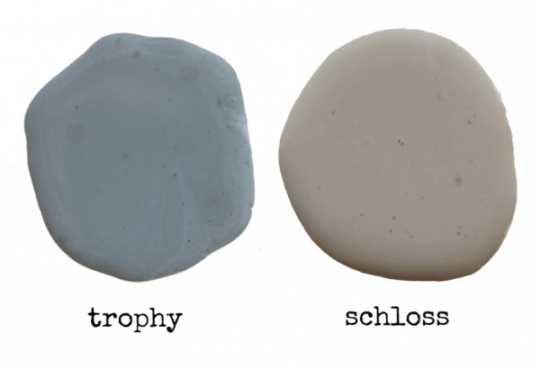 Trophy and Schloss by Miss Mustard Seed's Milk Paint