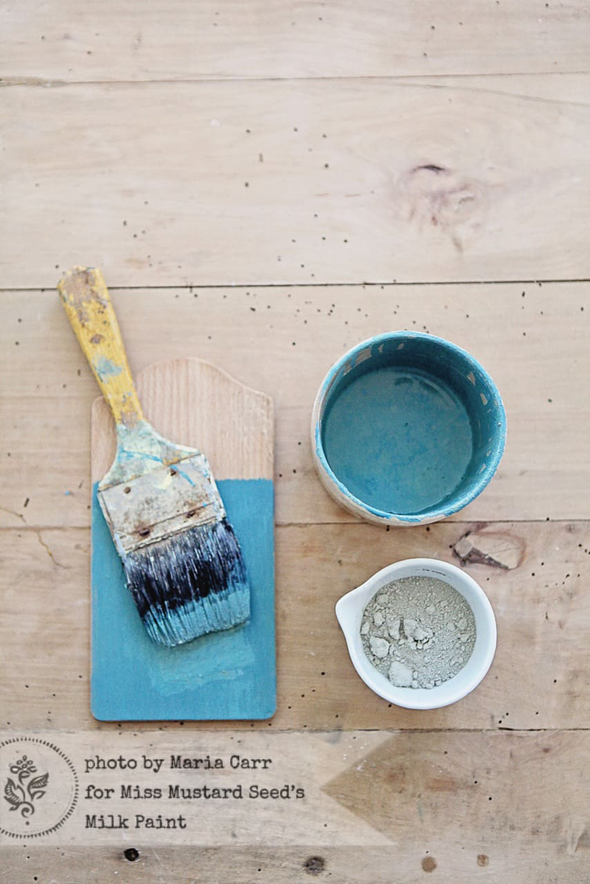 Kitchen Scale Liquid Paint and Powder by Miss Mustard Seed