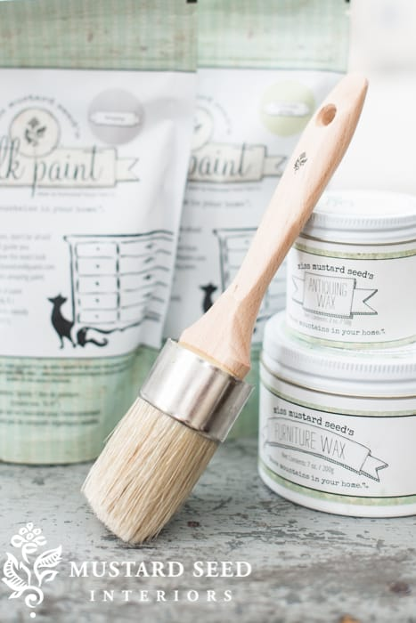 Wax Brush by Miss Mustard Seed's Milk Paint