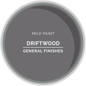 Driftwood Milk Paint Color Chip