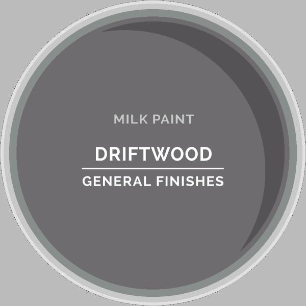 Driftwood Milk Paint Color Chip