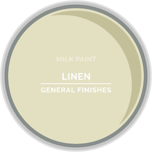 Linen Milk Paint Color Chip