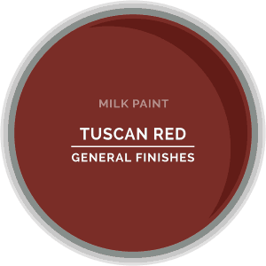 Tuscan Red Color Chip