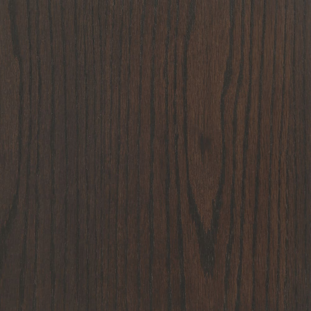 Water Based Wood Stain on Oak in Onyx by General Finishes