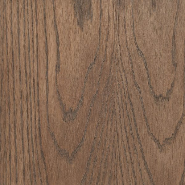 Water Based Wood Stain on Oak in Walnut by General Finishes