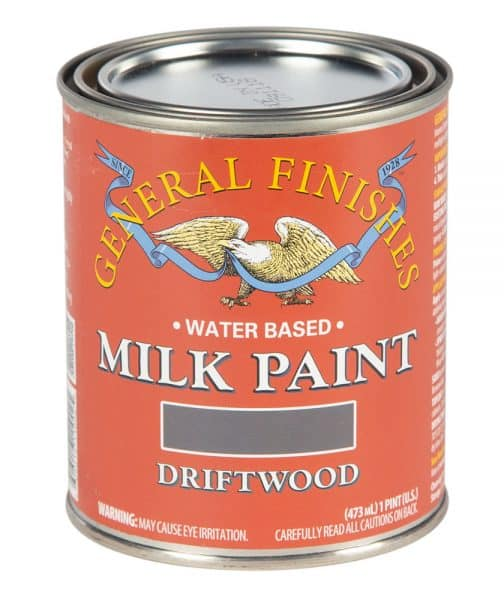 Pint of Driftwood Milk Paint by General Finishes