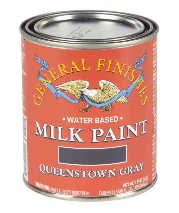 Pint of Queenstown Gray Milk Paint by General Finishes