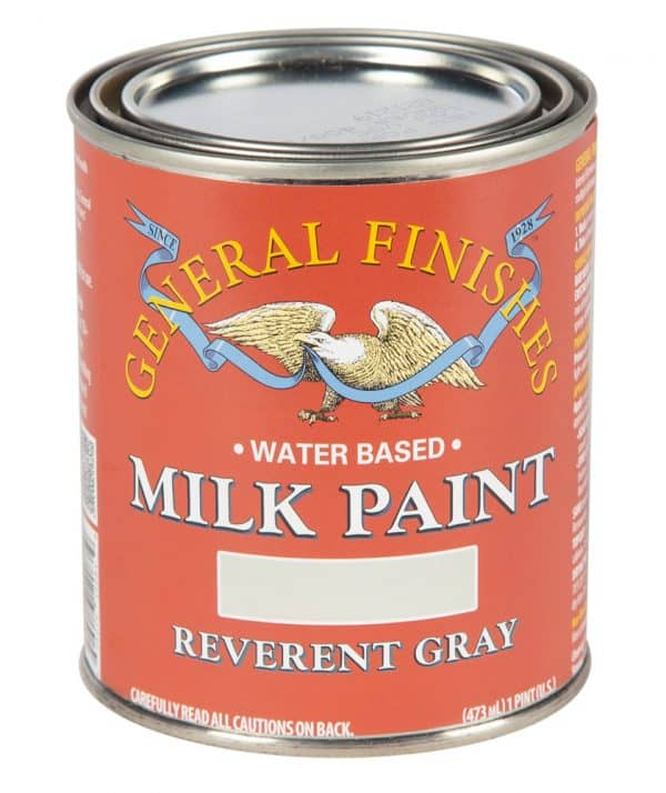 Pint of Reverent Gray Milk Paint by General Finishes