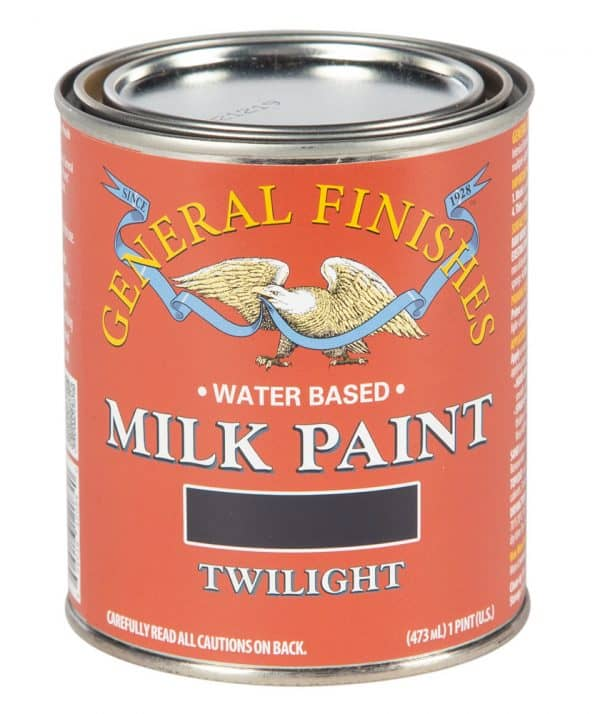 Pint of Twilight Milk Paint by General Finishes