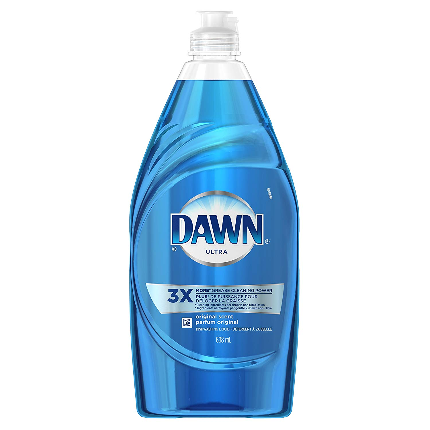 Blue Dawn dish detergent
