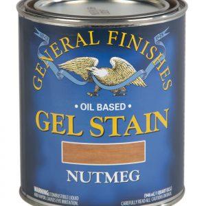 Nutmeg Oil Based Gel Stain Pint General Finishes