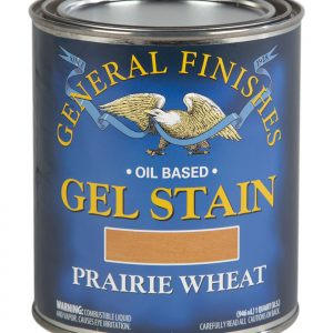 Prairie Wheat Oil Based Gel Stain Pint General Finishes