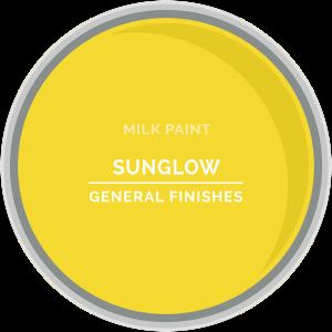 Sunglow Color Chip