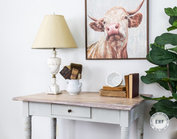 White Wax, Mora, Furniture Wax, Miss Mustard Seed's Milk Paint, Farm Table, Desk, Antique Desk, Eight Hundred Furniture, Hemp Oil, Whitewashed