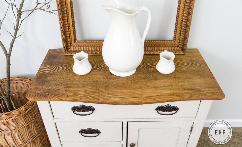 Marzipan, Miss Mustard Seed's Milk Paint, Hemp Oil, Eight Hundred Furniture