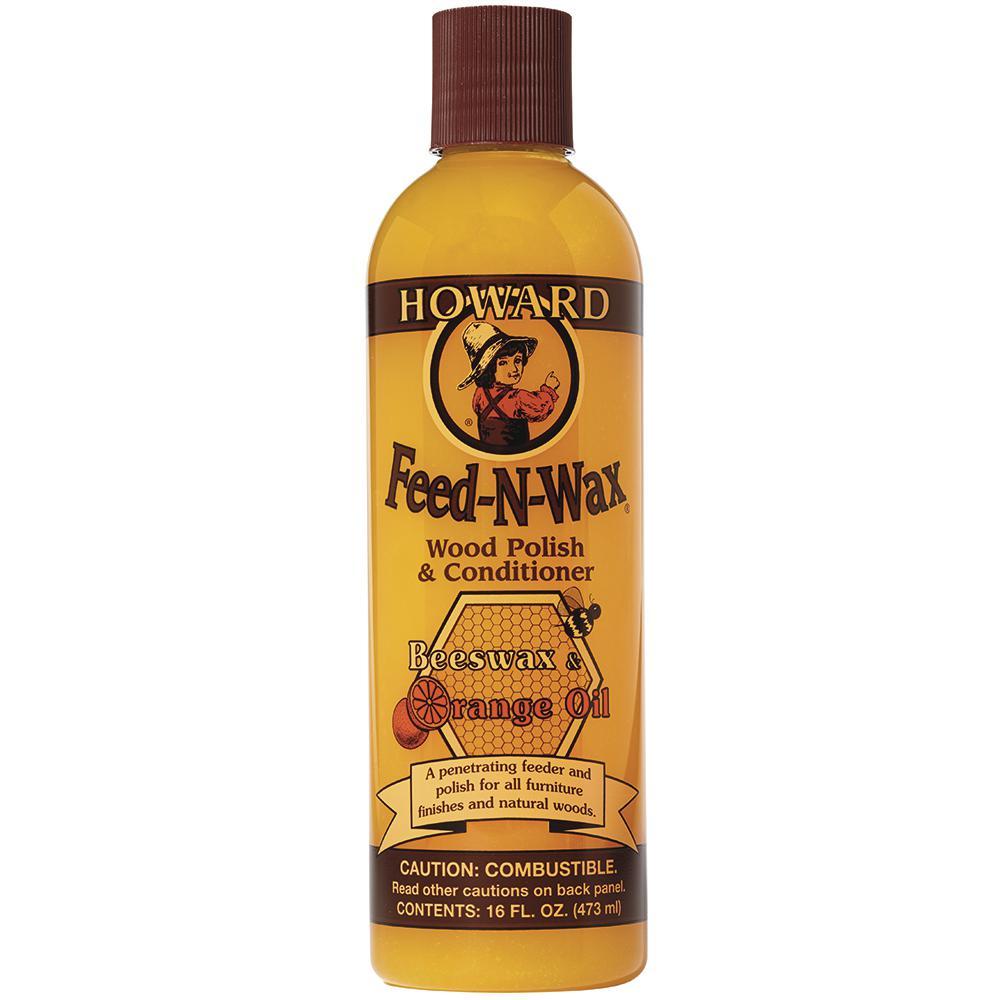 Howard Products Feed N Wax