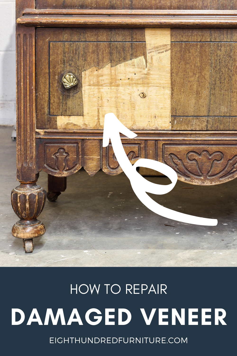How to Repair Damaged Veneer