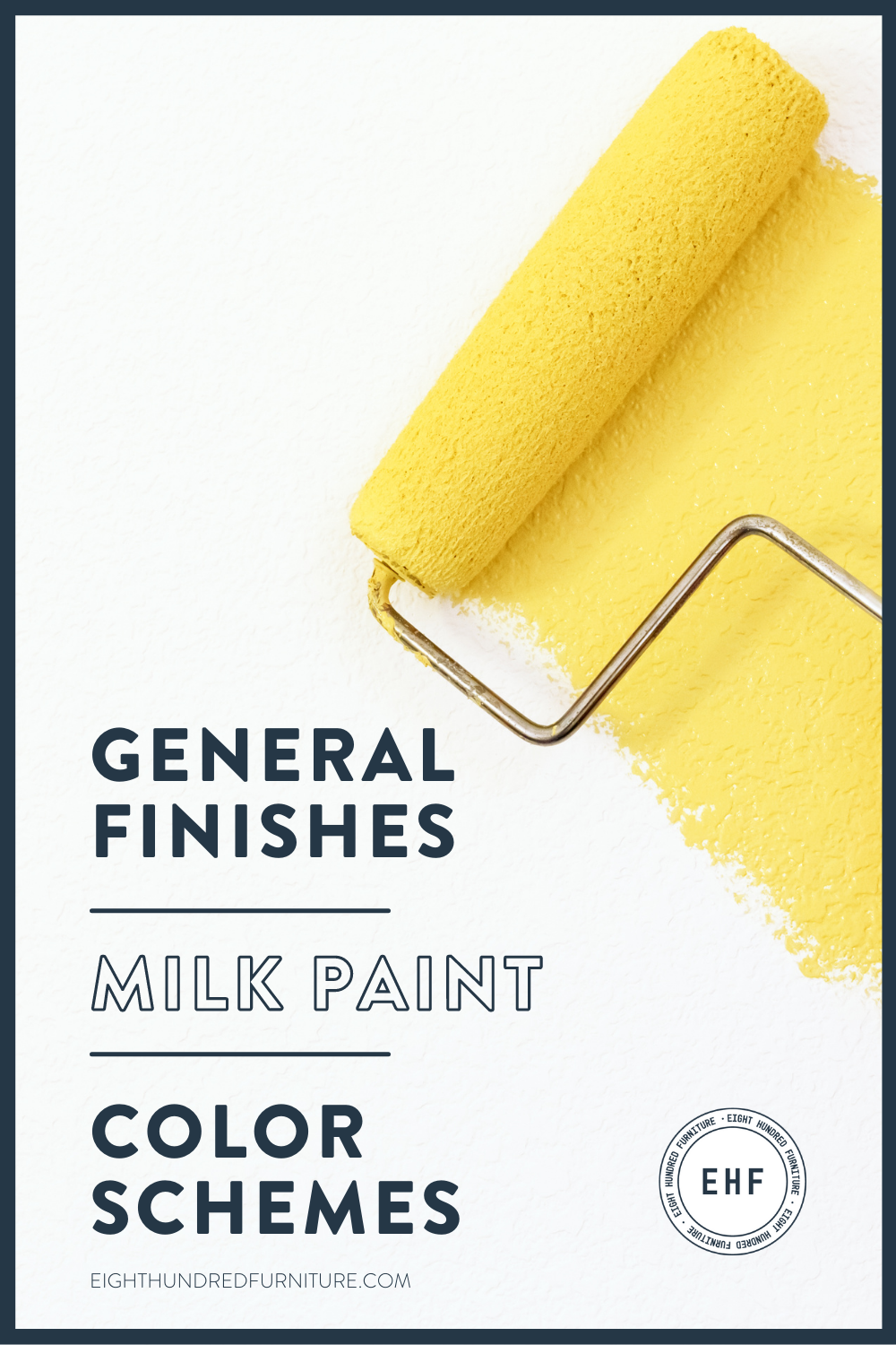 General Finishes Milk Paint Color Schemes, Colorways, Eight Hundred Furniture