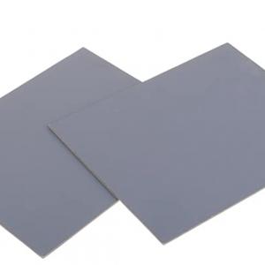 Set of 2 gray cards at 18%